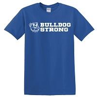 Adult Unisex - Bulldog Strong T-shirt