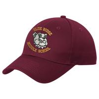 Easy Care Cap - Burgundy