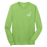 Adult Unisex - What You Do Matters Long Sleeve T-shirt - Lime