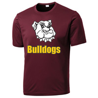 Adult Unisex - Bulldogs Performance T-Shirt