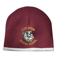 Performance Knit Hat - Maroon